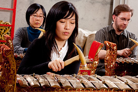 Composing music for gamelan