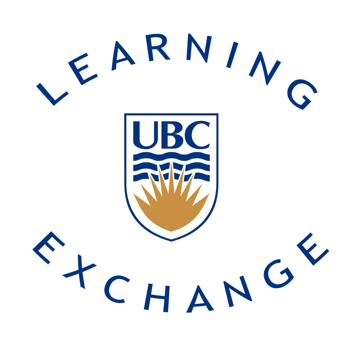 UBC Learning Exchange Logo Crest