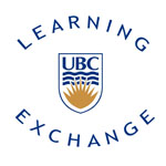 UBC Learning Exchange Crest Logo