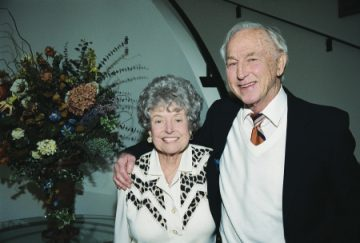 Lloyd and Kay Chapman