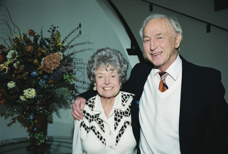 Photo of Lloyd and Kay Chapman