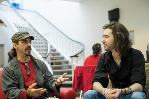 Laszlo and Sean